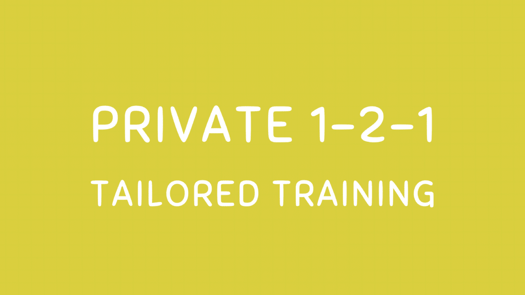 Private Dog and Puppy Training